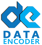 Data Encoder Crypter Logo