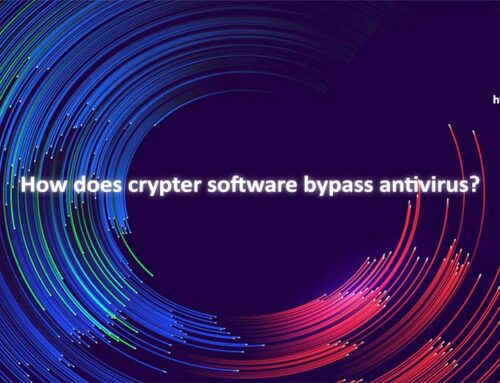 How does crypter software bypass antivirus?