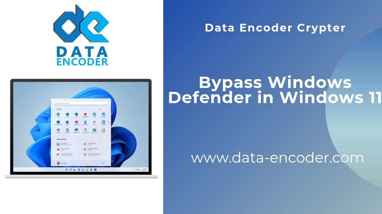 Bypass Windows defender in Windows 11